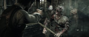 The Evil Within - Haunted