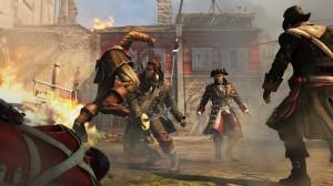 Assassins Creed Rogue - Fight