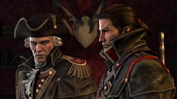 Assassins Creed Rogue - Shay