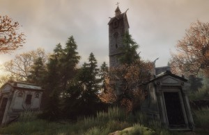 Vanishing Ethan Carter - Church