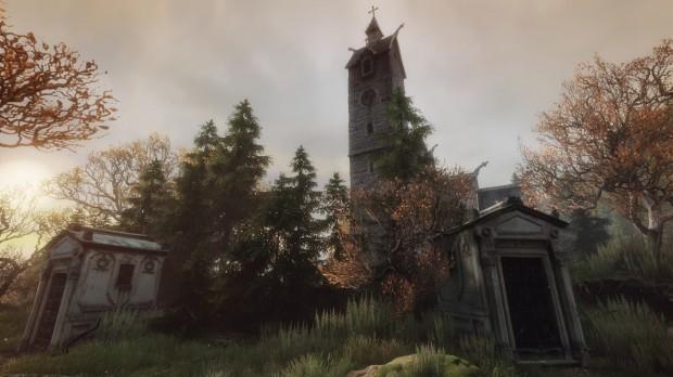 Vanishing Ethan Carter - Church