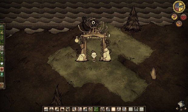 Don't Starve Together - Portal