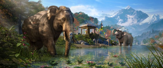 Far Cry 4 - Elephant_Vista