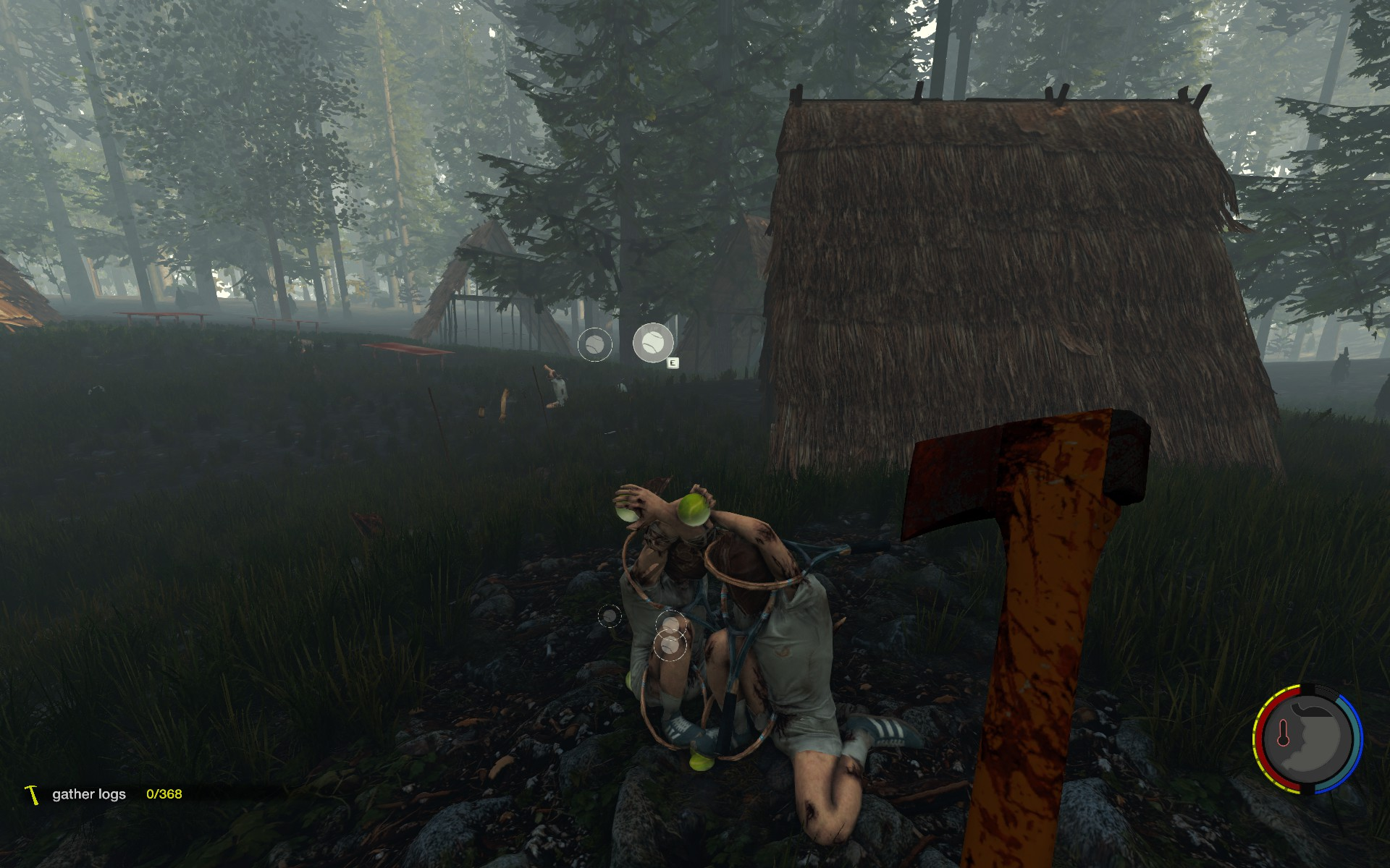Right now, The Forest is an extremely weird game. It's in early ...