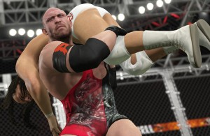 WWE 2K15 screenshot 1
