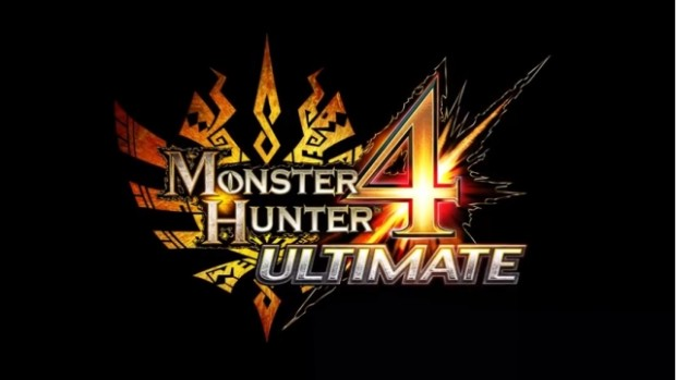 Monster Hunter 4 Ultimate Logo