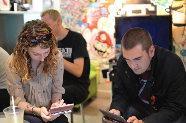Gaming Den Streetpass Jon online