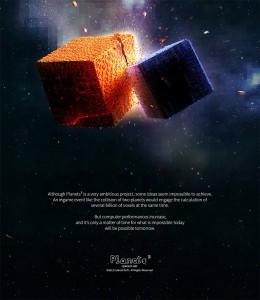 planets-collision
