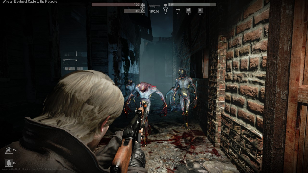 Alone In The Dark Illumination Beta Impressions The Average Gamer