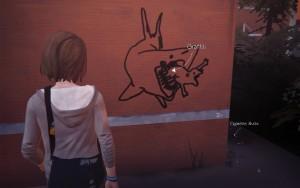 Life Is Strange - Graffiti