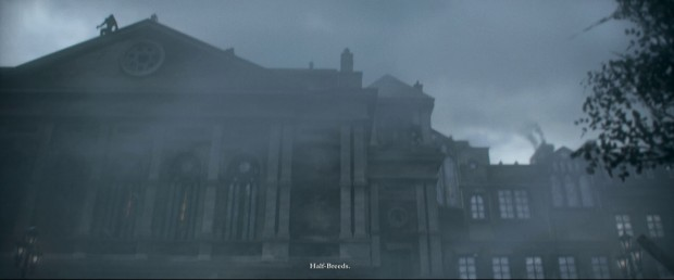 The Order 1886 - Royal London Exterior 1