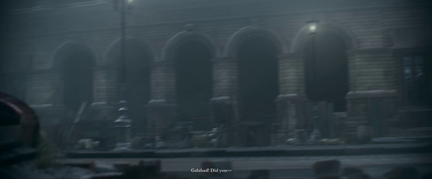 The Order 1886 - Royal London Exterior 2