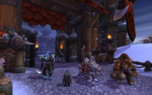 WoW Horde Garrison Group