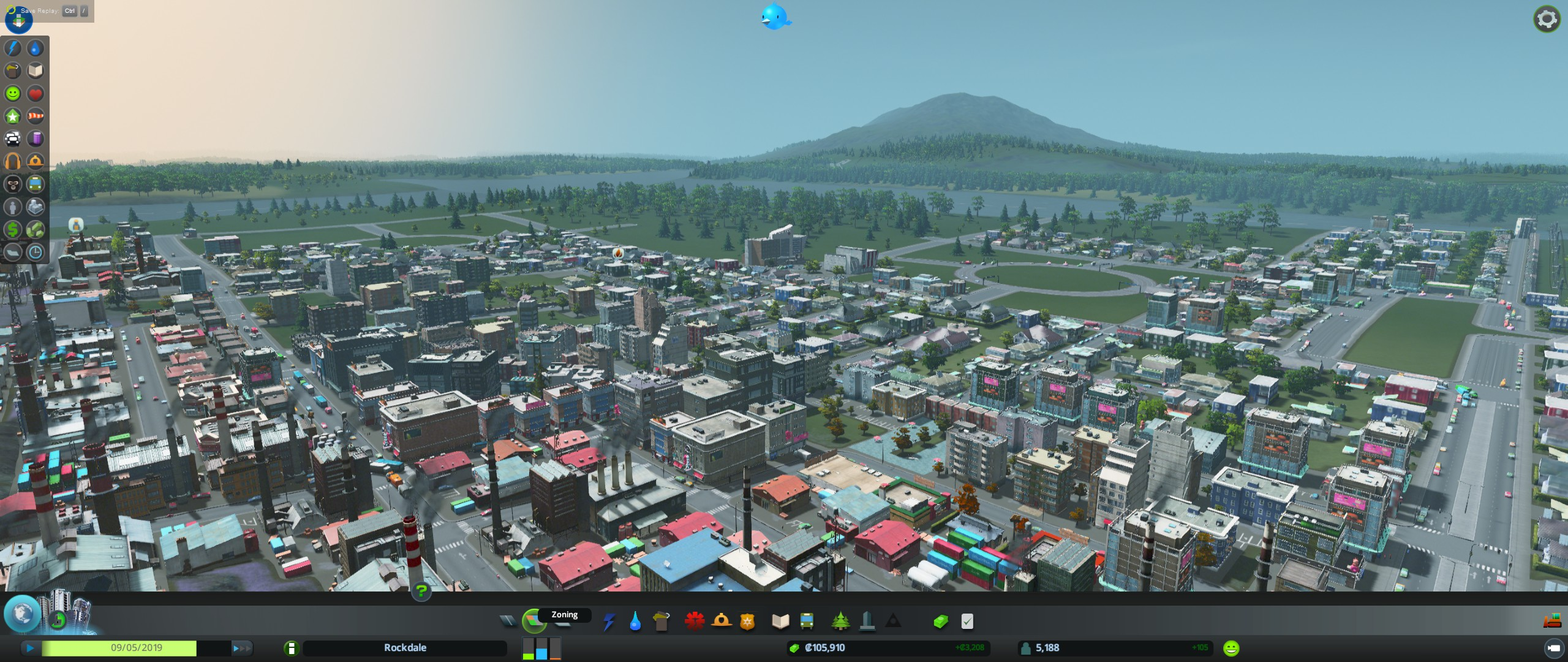how to clean water cities skylines