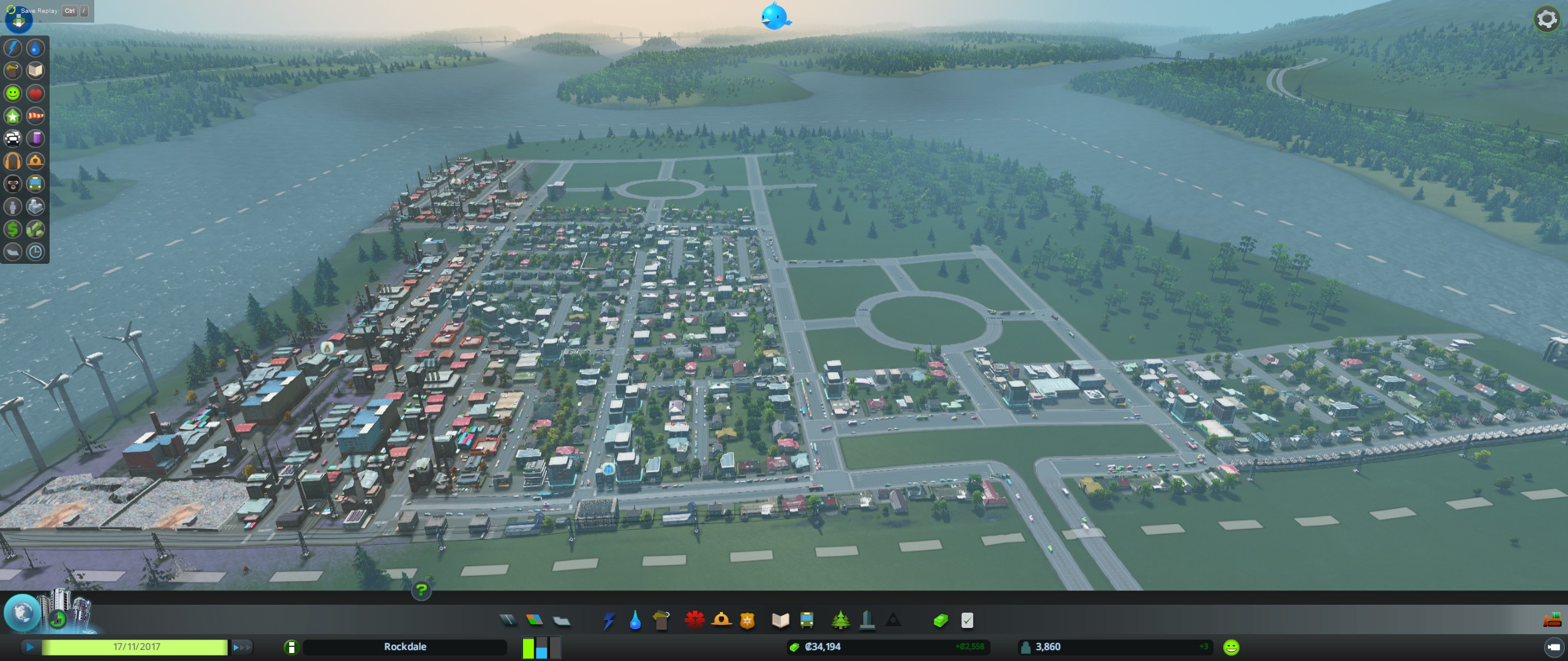 Cities skylines review pc the average gamer for Us city skylines photos