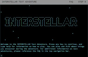 Interstellar Start