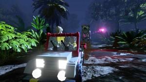 LEGO Jurassic World - T-Rex Chase