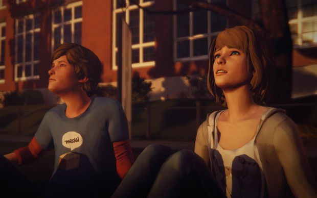 Life is Strange - Max and Warren