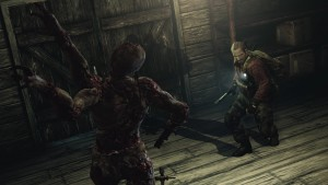 Res Evil Revelations 2 - Barry