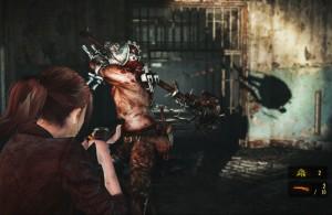 Res Evil Revelations 2 - Claire Club Zombie