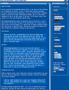 Amiga Blog - Location