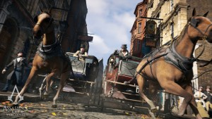 Assassins Creed Syndicate - Cart Race
