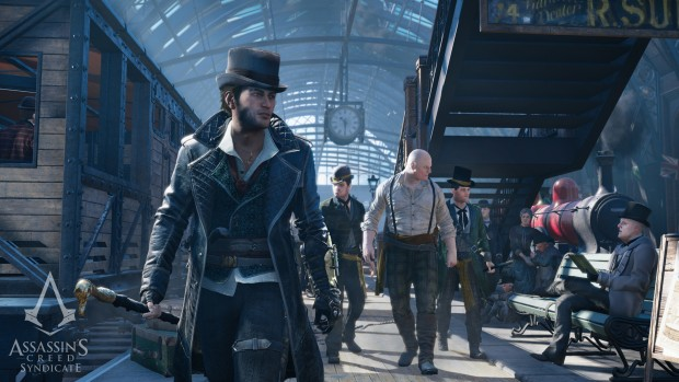 Assassins Creed Syndicate - Jacob Frye Top Hat
