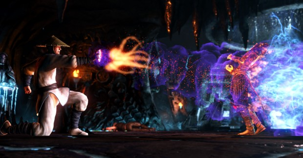 Mortal Kombat X - Raiden Shinnok Amulet