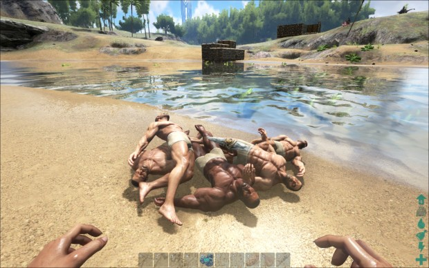 ARK Survival Evolved - LOL Players