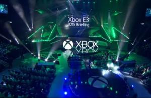 E3 2015 - Microsoft Conference Stage