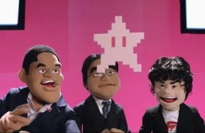 E3 2015 Nintendo - Puppets