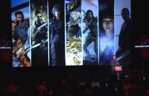 E3 2015 - Square Enix Conference