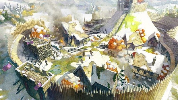 E3 2015 - Square Enix Project Setsuna