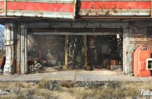 Fallout 4 Reveal Wallpaper Art 1080