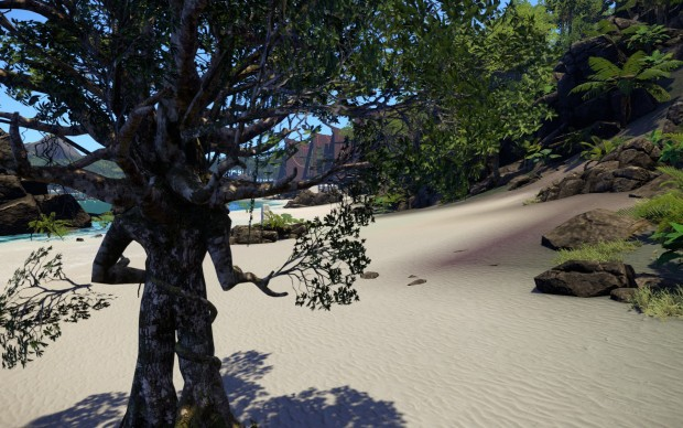Wander - Tree