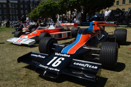 Race week 2015 - Classic F1 Cars