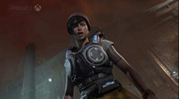 E3 2016 Xbox Gears 4