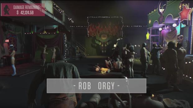 Mafia III Rob Orgy